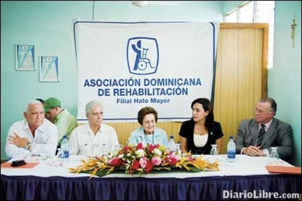 Ricardo Barceló, Juan Barceló, Mary de Marranzini, Karina Rodríguez